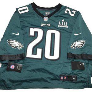 NWT Brian Dawkins Philadelphia Eagles SuperBowl